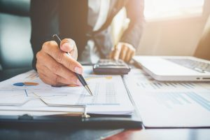 cooperation-analyst-chart-professional-paper-economics